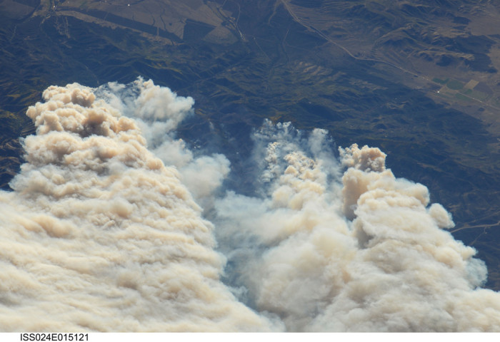 14) Twitchell Canyon Fire