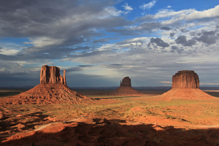 8) Monument Valley