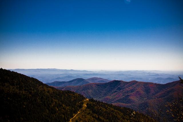 1. Mt. Mitchell State Park