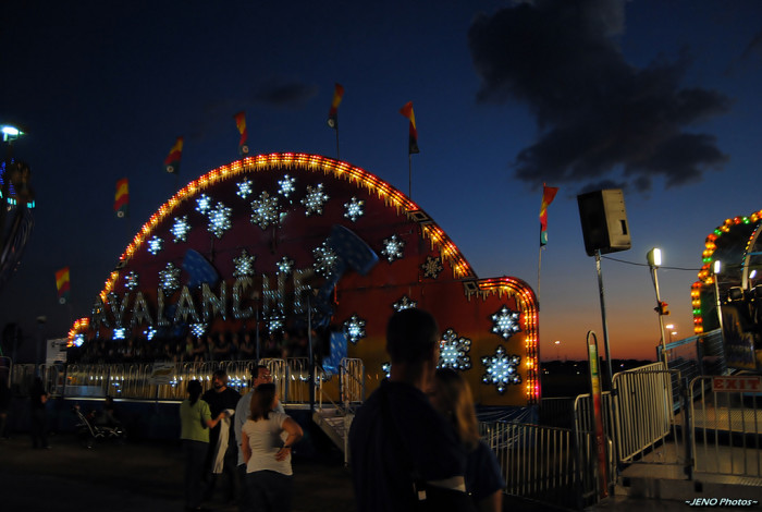 4. The National Fair in Perry, GA