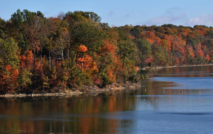 8. Caesar Creek State Park (Waynesville)