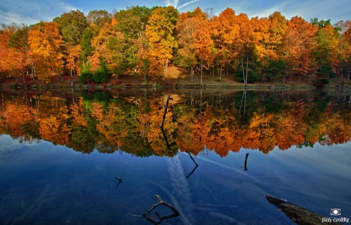 1. Hocking Hills State Park (Logan)