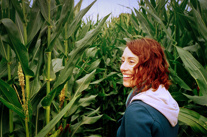 2) Get Lost in a Corn Maze