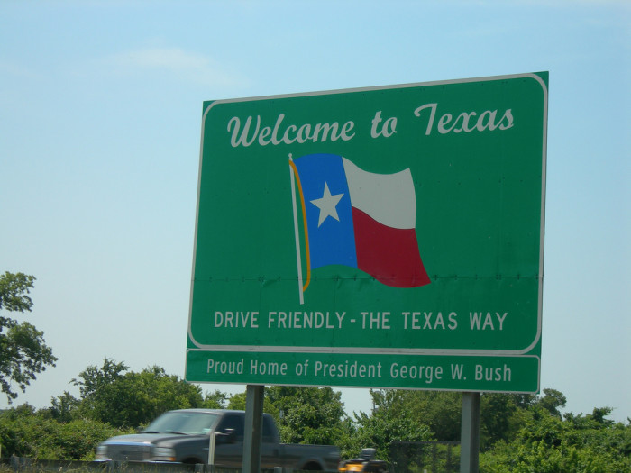 12) No matter where you go in the country, you just won't meet anyone quite like a Texan!