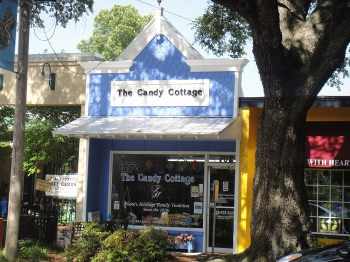5. The Candy Cottage, Ocean Springs