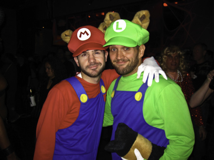 6) People start to plan out their Halloween costumes in detail. I mean, you're never too old to dress up, right?