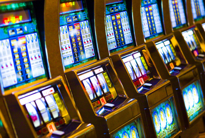 1. In Nevada, you can gamble at just about anywhere.
