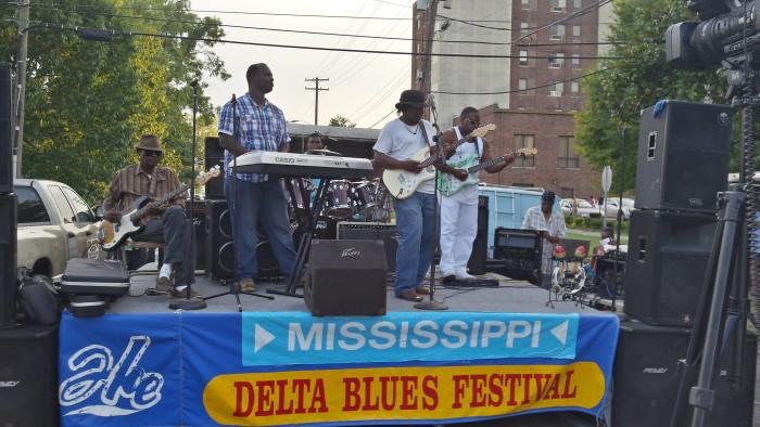 5. Mississippi Delta Blues and Heritage Festival, Greenville