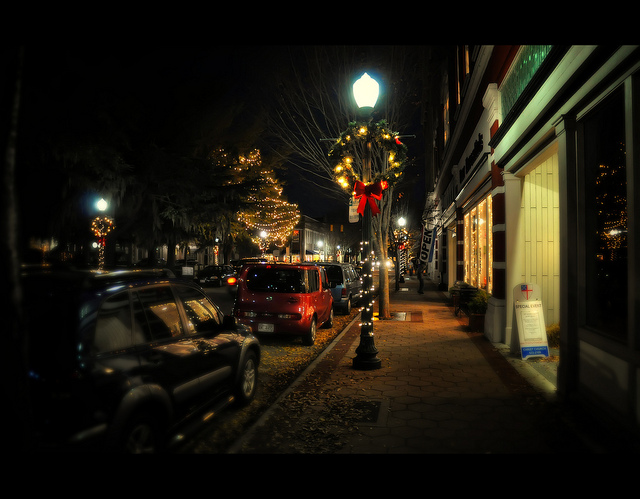 16. And our charming small towns look straight from a movie