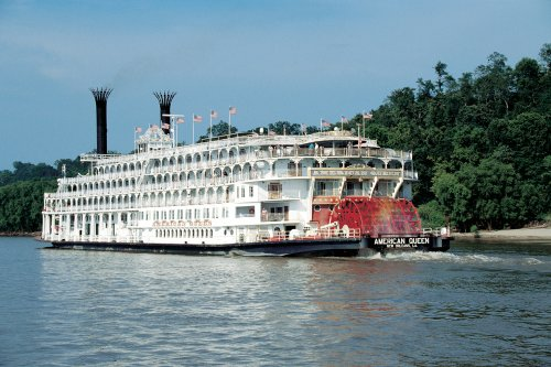 5. The American Queen Steamboat