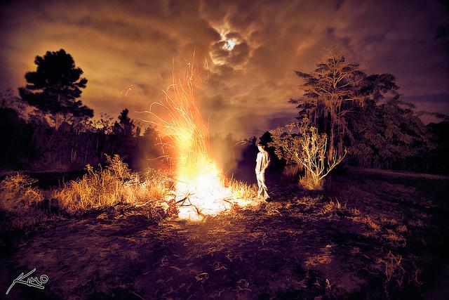 14. Bonfires