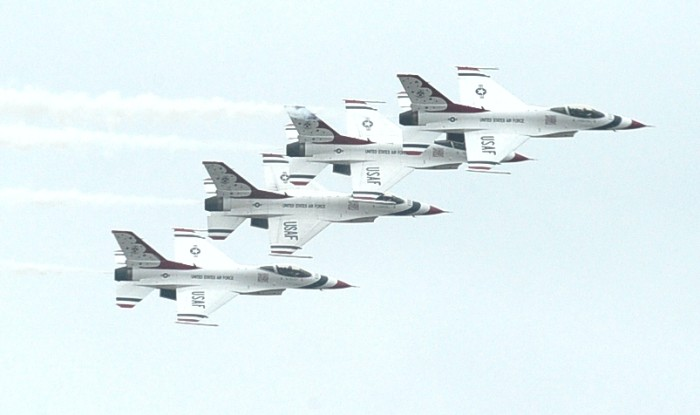 5. Since Mississippi is, overall, a pretty patriotic state, it makes sense that the Columbus Air Force Base is responsible for producing nearly one-third of the nation's best trained pilots.