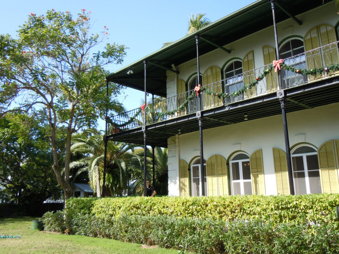 15. Some brilliant people chose to have homes here (Hemingway, Edison and Ford, for example).