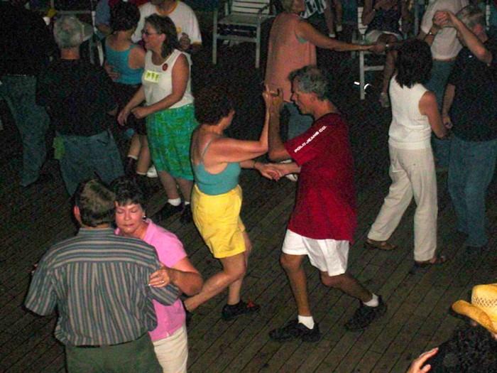 1) Zydeco Dance Lessons, Lafayette, LA