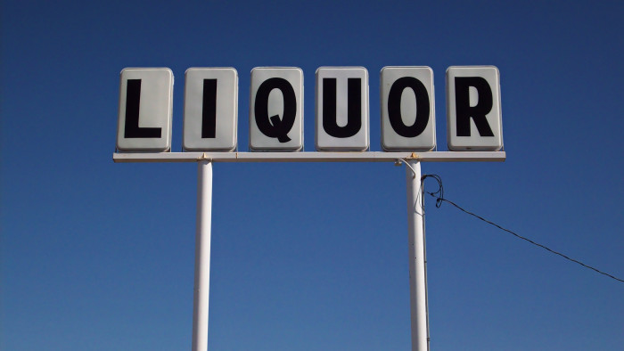 12. Buying liquor on a Sunday. It's illegal here, dontcha know.