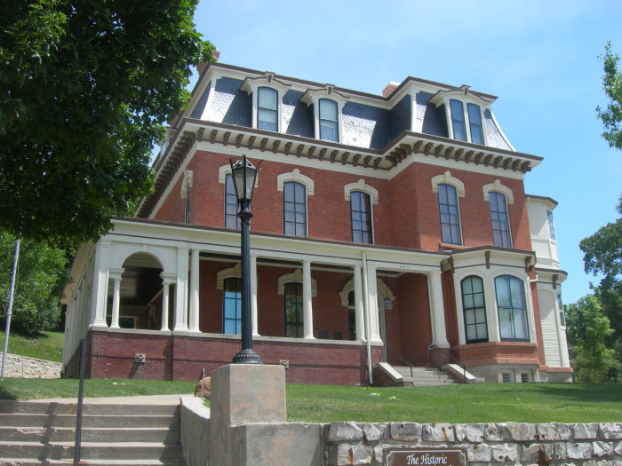 5. General Dodge House, Council Bluffs