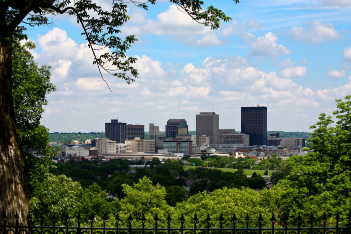 6. Dayton (Montgomery County)