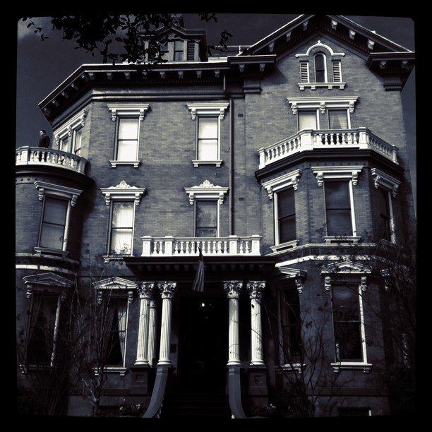 1. Kehoe House in Savannah, GA