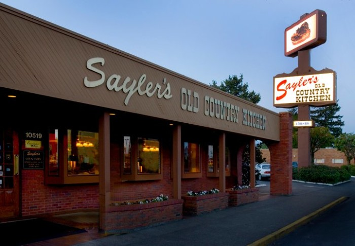 6) Sayler's Old Country Kitchen 72 ounce Stake Challenge