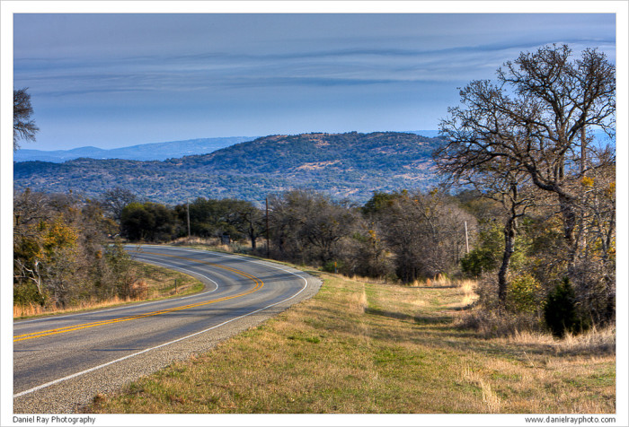 2) In the Hill Country, take Highway 16 north from Fredericksburg to Llano for these amazing views!