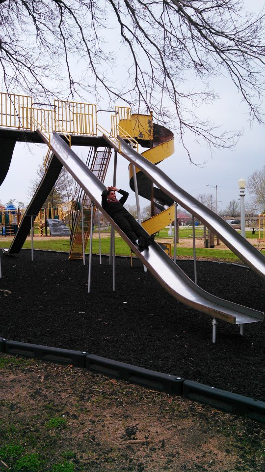 2. Riverside Park (Independence)