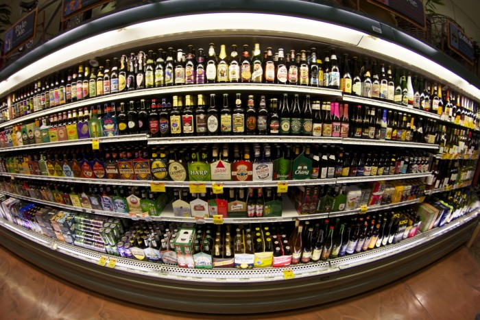 9. Your fridge will probably be stocked with the best local craft beer and wine at all times.