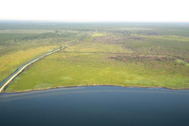 9. Alligator River Route