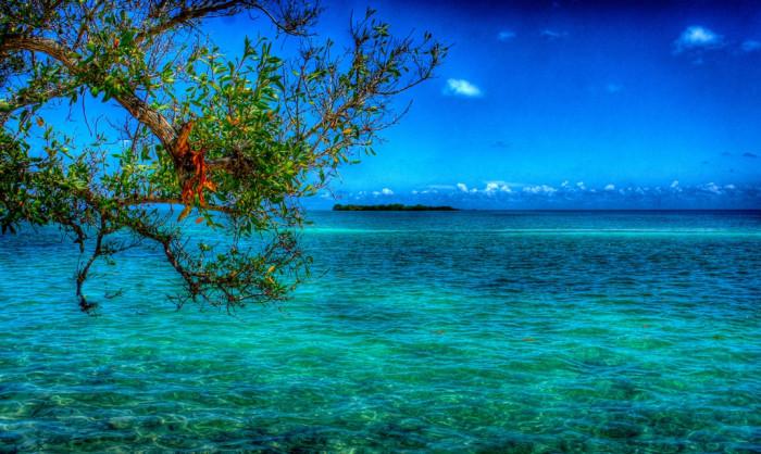 23. Two words: Florida Keys.