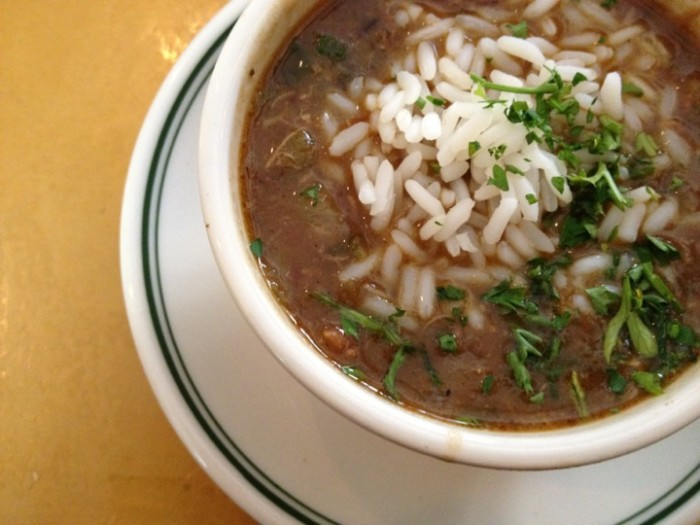 6. And the idea of having gumbo suddenly sounds good.