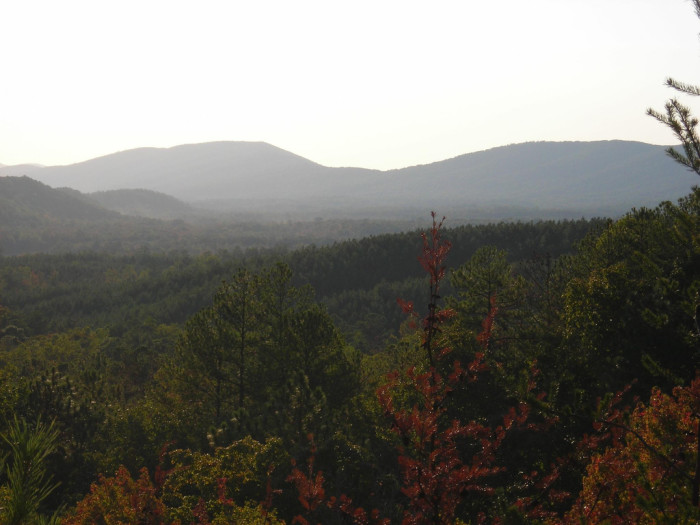 12. Cheaha State Park