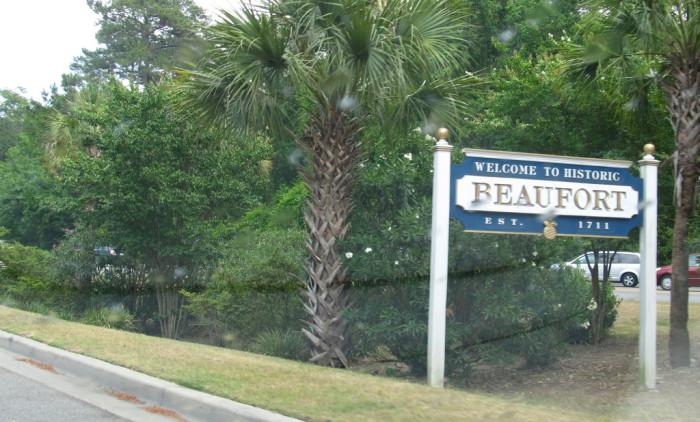 7. Beaufort