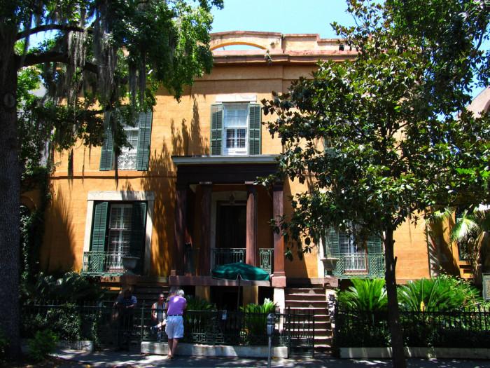 2. Sorrell Weed House in Savannah, GA