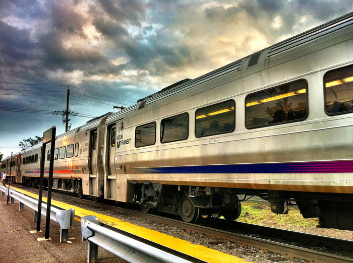 7. The NJ Transit Pascack Valley Line serves Northeastern New Jersey's suburbs and New York State with connections to NYC available. The line ends in Spring Valley to the North and Hoboken to the South.