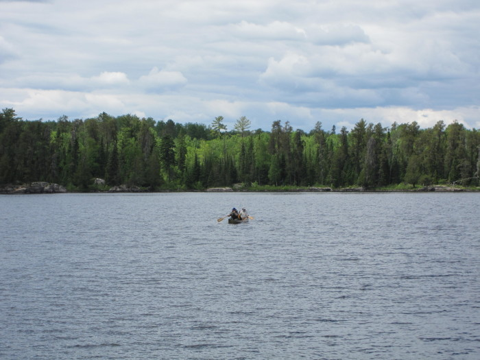 2. The biggest and best canoe area in the world, BWCA!
