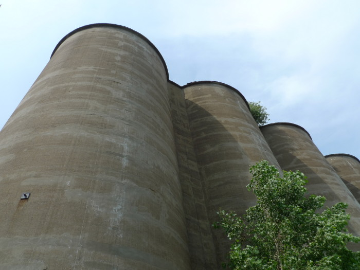9. MN had the first concrete grain elevator thanks to Frank Peavey and his desire to stop grain elevators from burning down all the time!