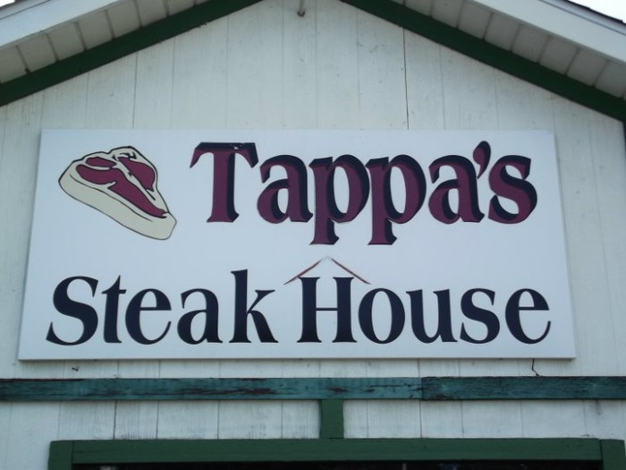 4. Tappa's Steakhouse, Davenport