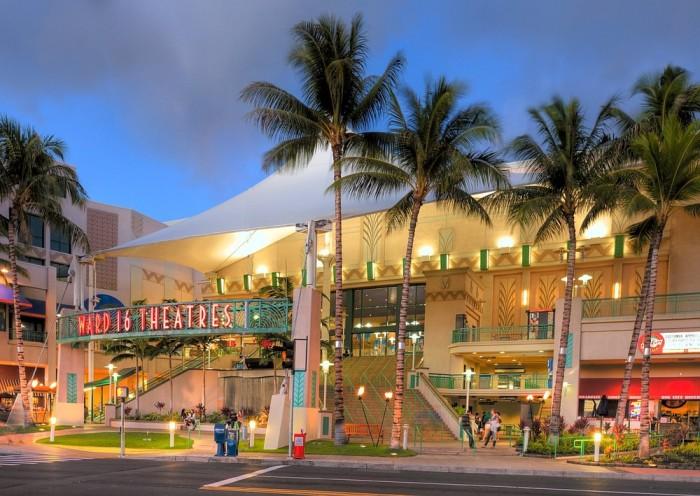 6) Consolidated Ward Stadium