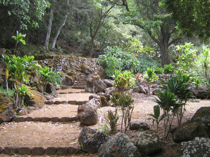 6) Waimea Valley, Oahu