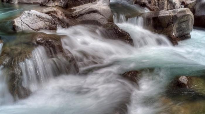 6. Beautiful waterfalls and water scenes...