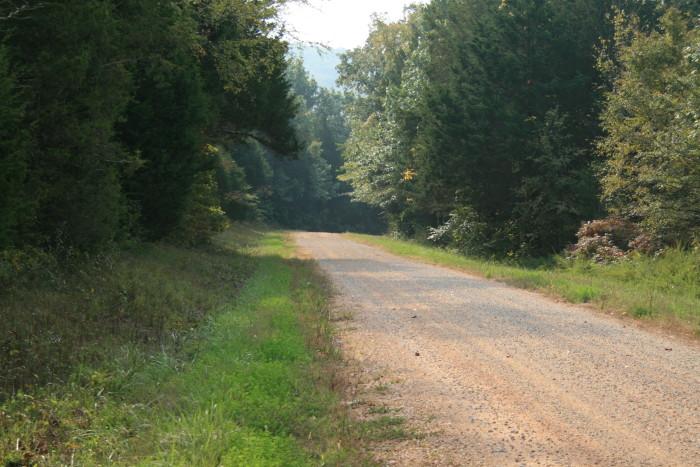 6.  Missouri....Spillway Road