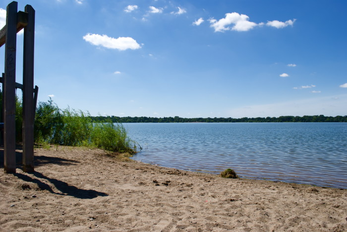 6. Make use of what you have. Who needs an ocean when you have 10,000+ lakes?