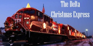 6. The Mississippi Delta Railroad's Christmas Express