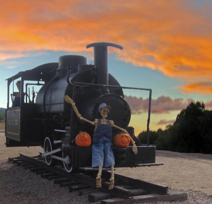1. Adobe Mountain Desert Railroad Park, Glendale