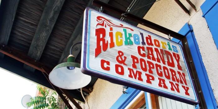 8. Rickeldoris Candy & Popcorn Company, Jerome