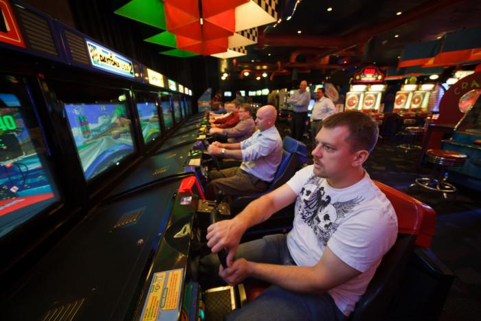 11) Or maybe you like arcades?