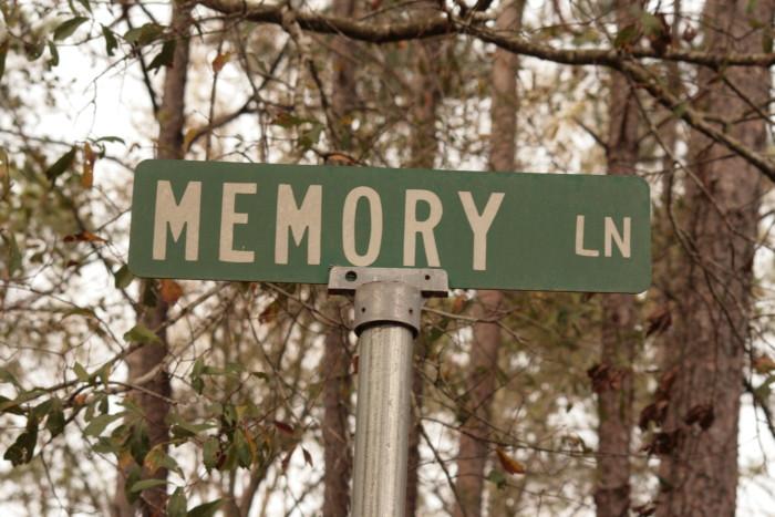 11. Memory Lane, Magnolia