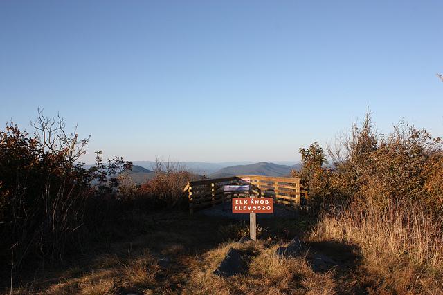2. Elk Knob State Park