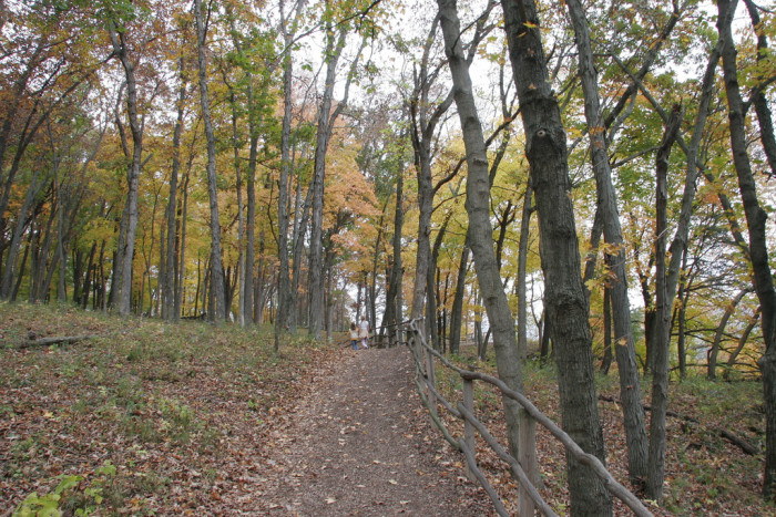 6. Effigy Mounds National Monument, Harpers Ferry