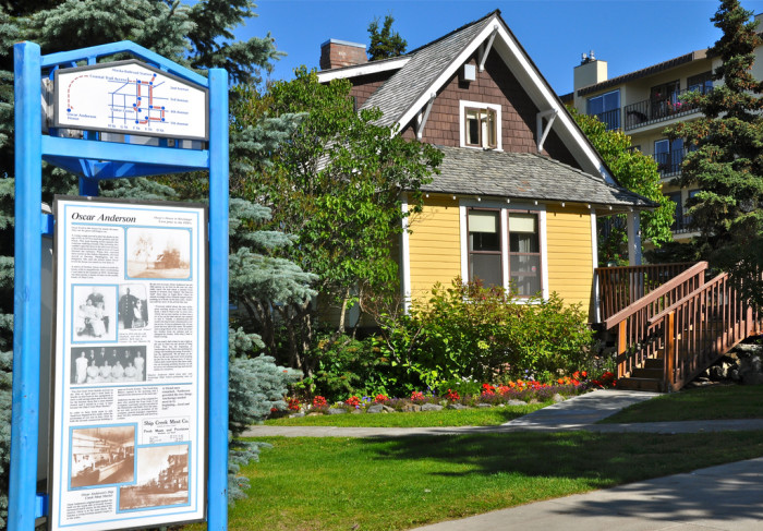 4) Oscar Anderson House Museum in Anchorage