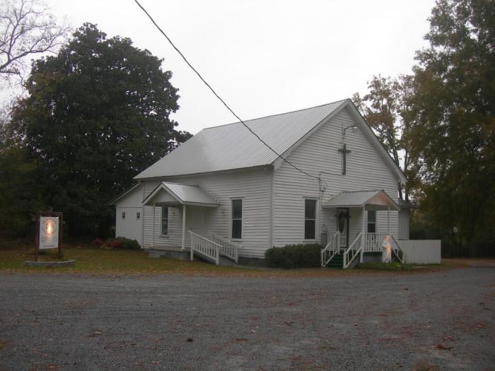 10. Millerville, AL (Population 278)